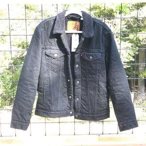 Levi's Premium Sherpa Trucker Jacket